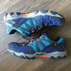 Merrell Grassbow Air Men's Hiking Shoes